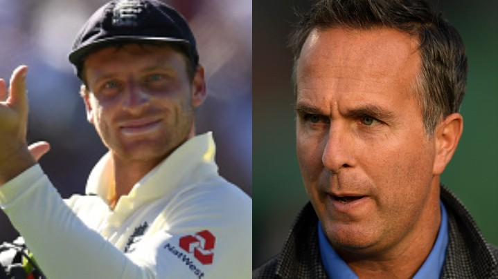 SA v ENG 2020: Michael Vaughan says 'players should behave' after Jos Buttler questions use of stump mic