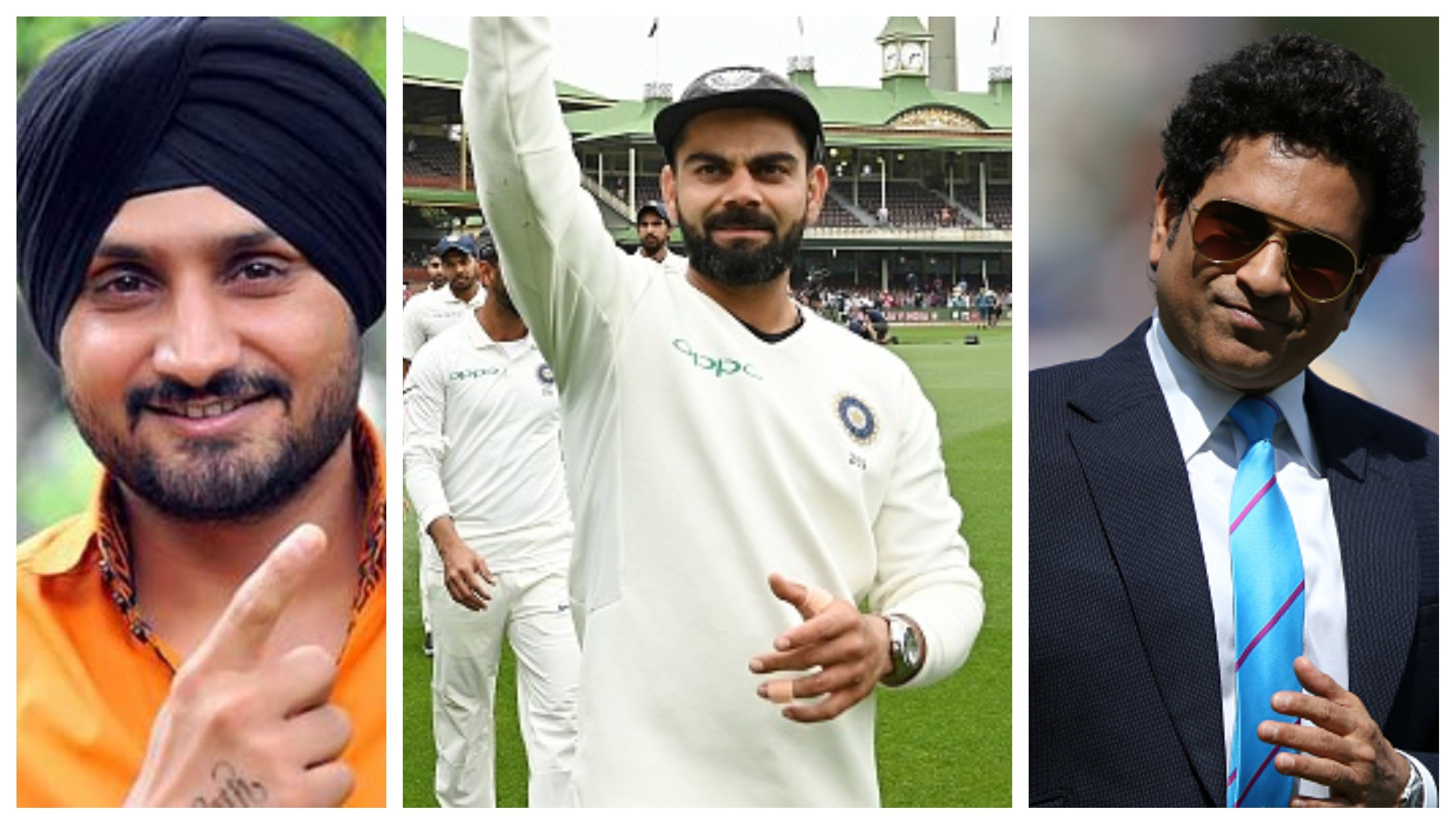 Indian cricket fraternity wishes Virat Kohli on his 31st birthday