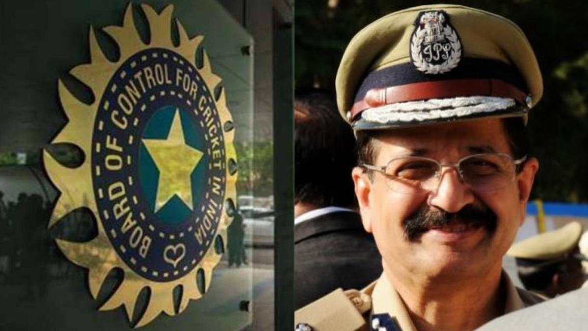 Former Gujarat DGP Shabir Hussein Shekhadam Khandwawala named the new BCCI ACU chief