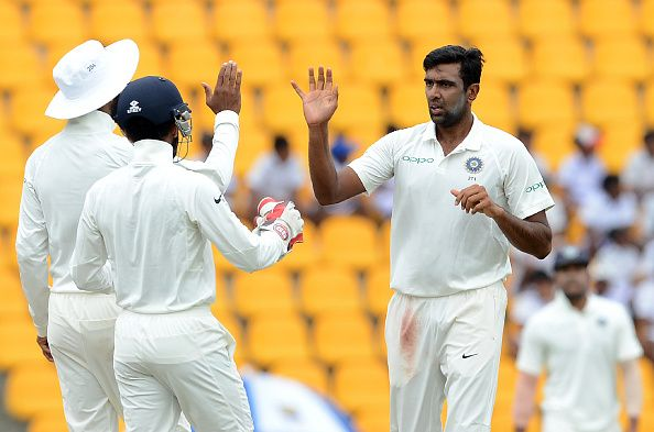 R. Ashwin needs to better his overseas record. (Getty)