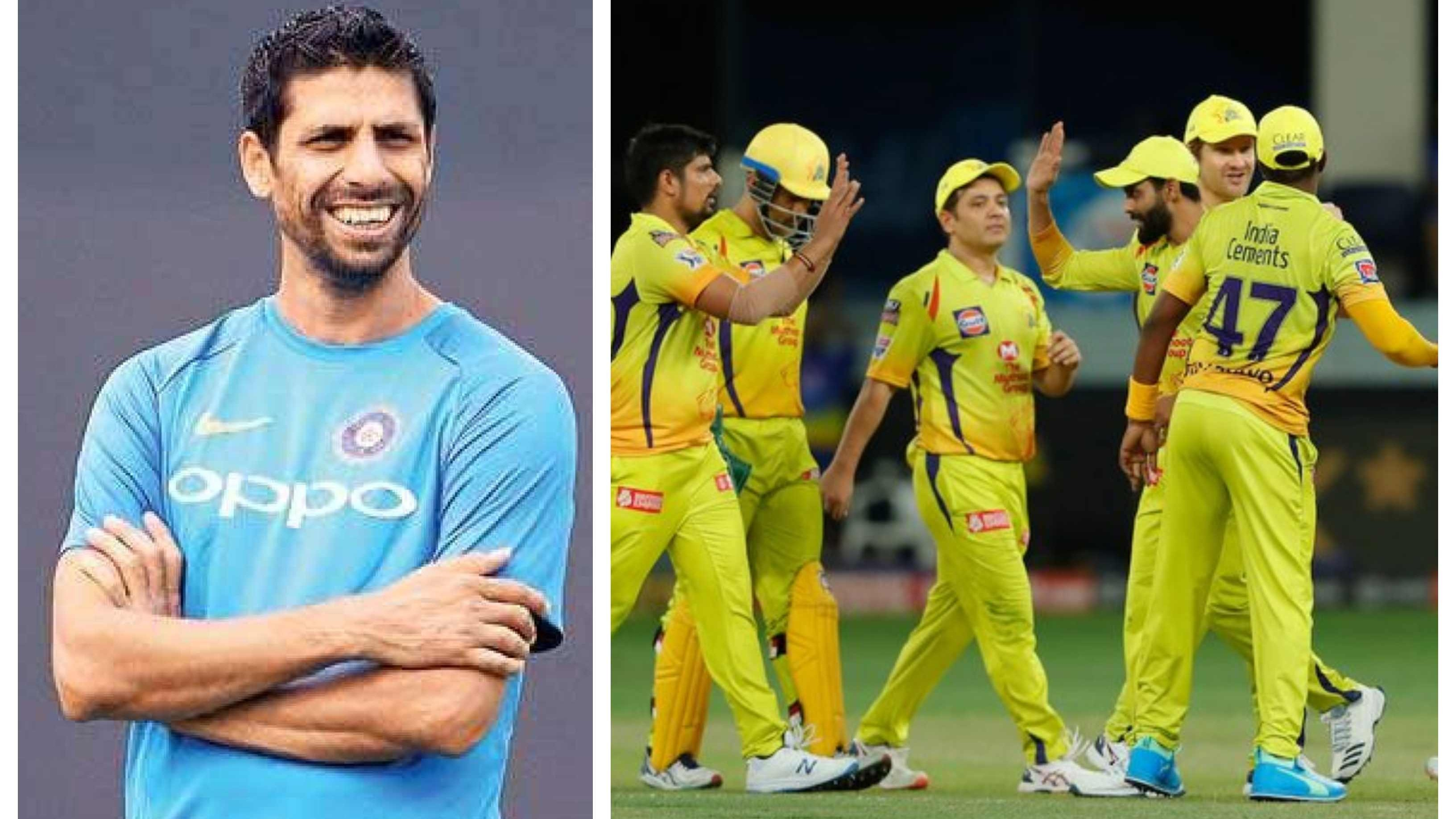 IPL 2020: Ashish Nehra reckons there won't be big reshuffle in the CSK squad ahead of IPL 2021
