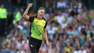 IPL 2018: Billy Stanlake hoping to do well for SRH in the T20 extravaganza
