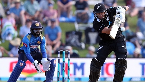 NZ v SL 2018-19: High-scoring encounters offer good preparation for the World Cup, says Ross Taylor