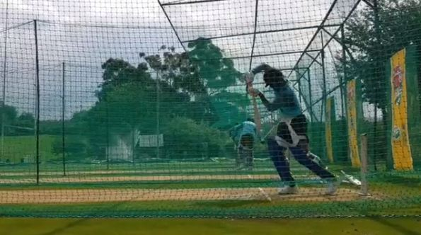 SA v IND 2018: Watch- Suresh Raina sweats it out at practice ahead of comeback series