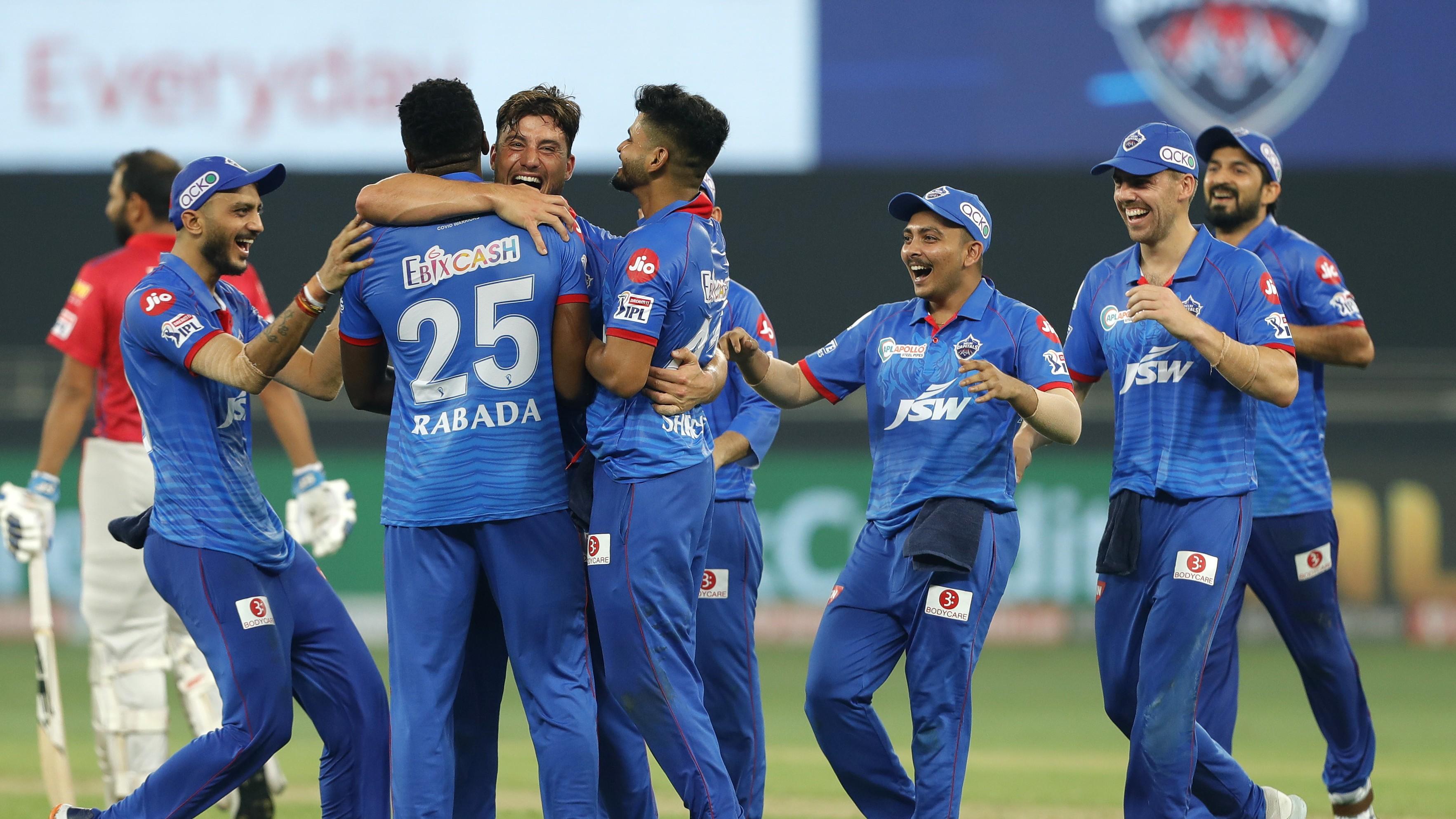 IPL 2020: Delhi Capitals (DC) - Statistical Highlights