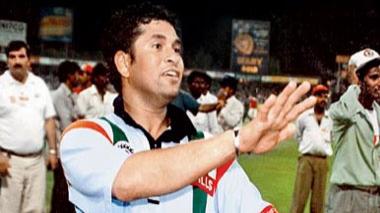 Sachin Tendulkar's recollection of the 'Desert Storm' innings in Sharjah 1998