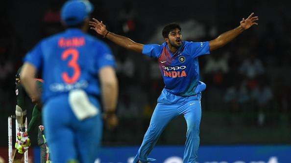 AUS v IND 2018-19: Vijay Shankar desperate to make his second chance count