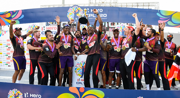 Trinbago Knight Riders | GETTY