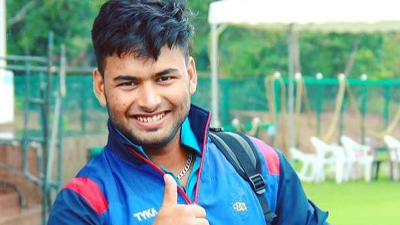 Rishabh Pant added to India A four-day squad in England