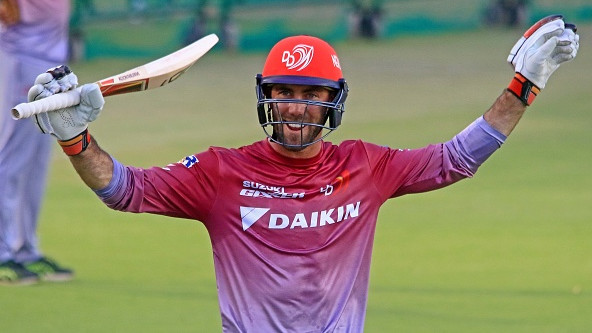 IPL: Glenn Maxwell pulls out of Indian Premier League auction to play county cricket