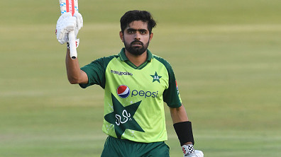 Babar Azam bags ICC Men's Player of the Month award for April