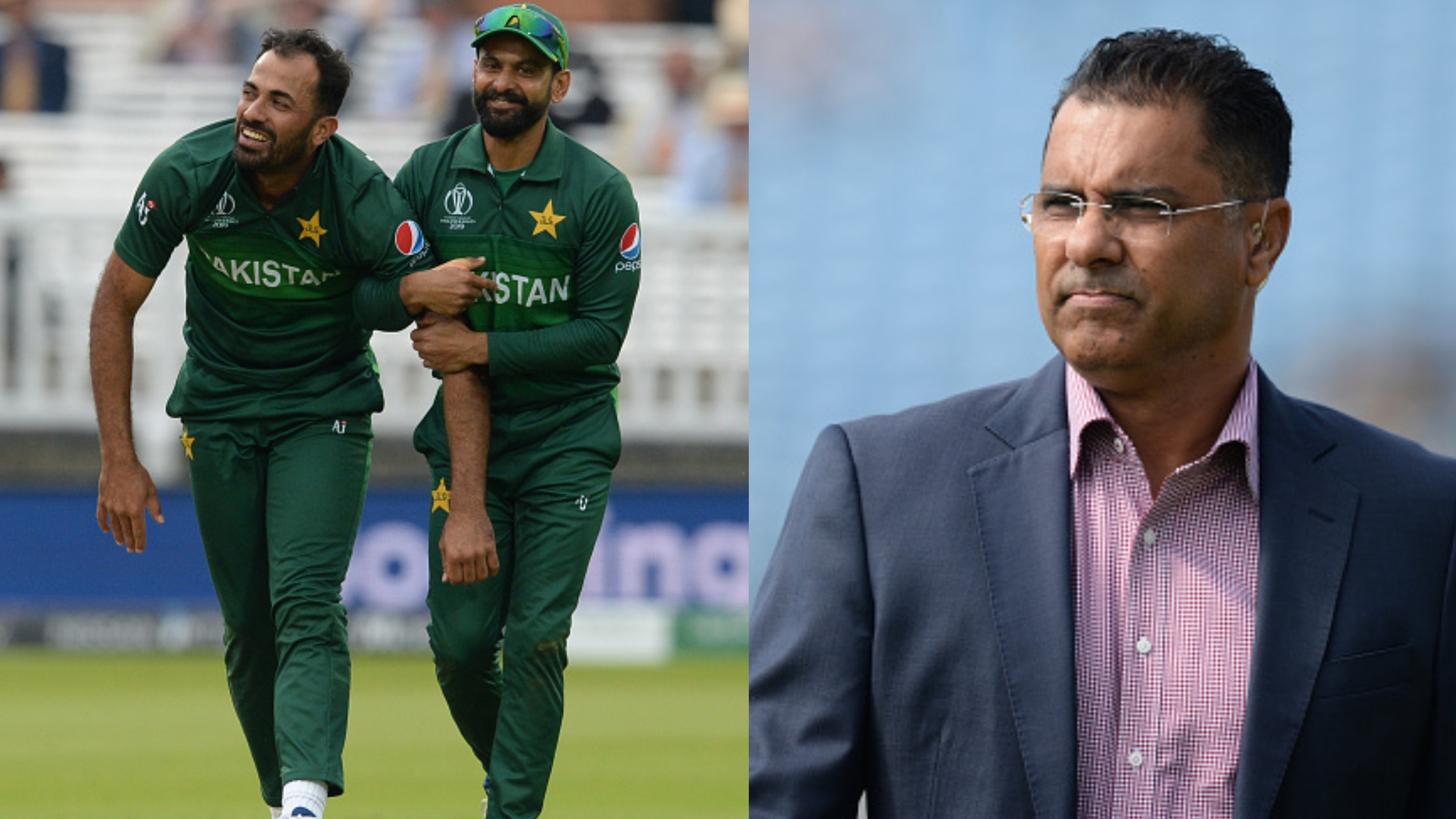 Waqar Younis takes a dig at senior Pakistan players for 'lingering on in their careers'