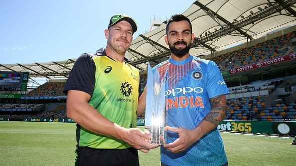 AUS v IND 2018-19 : Third T20I - Statistical Preview