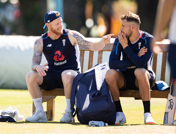 Ben Stokes and Alex Hales | GETTY