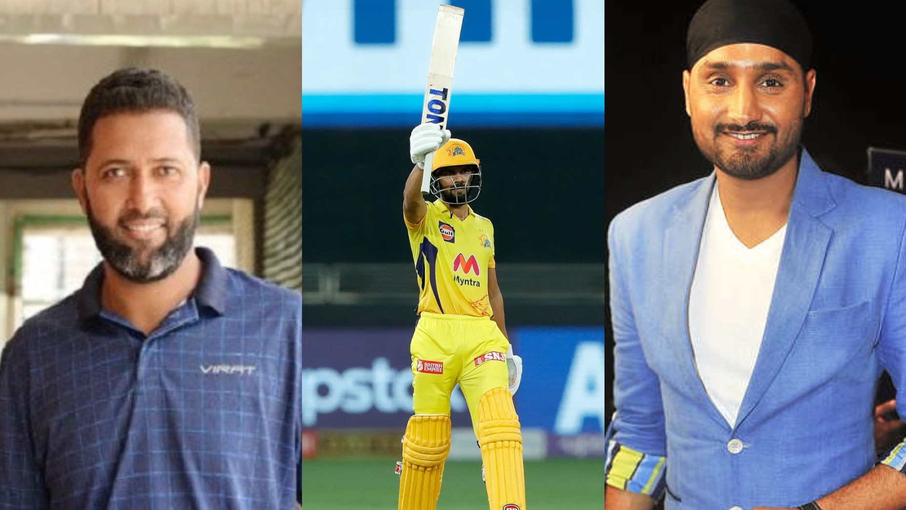 IPL 2021: Cricket fraternity reacts as Ruturaj Gaikwad's amazing 88* powers CSK to 156/6 against MI