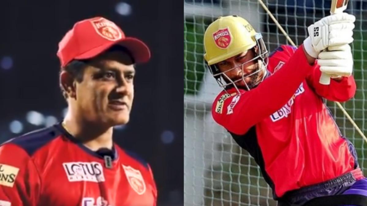 IPL 2021: WATCH - Anil Kumble says young Shahrukh Khan reminds him of Kieron Pollard