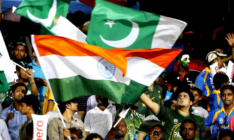 India and Pakistan haven't played a full-fledged bilateral series since 2007