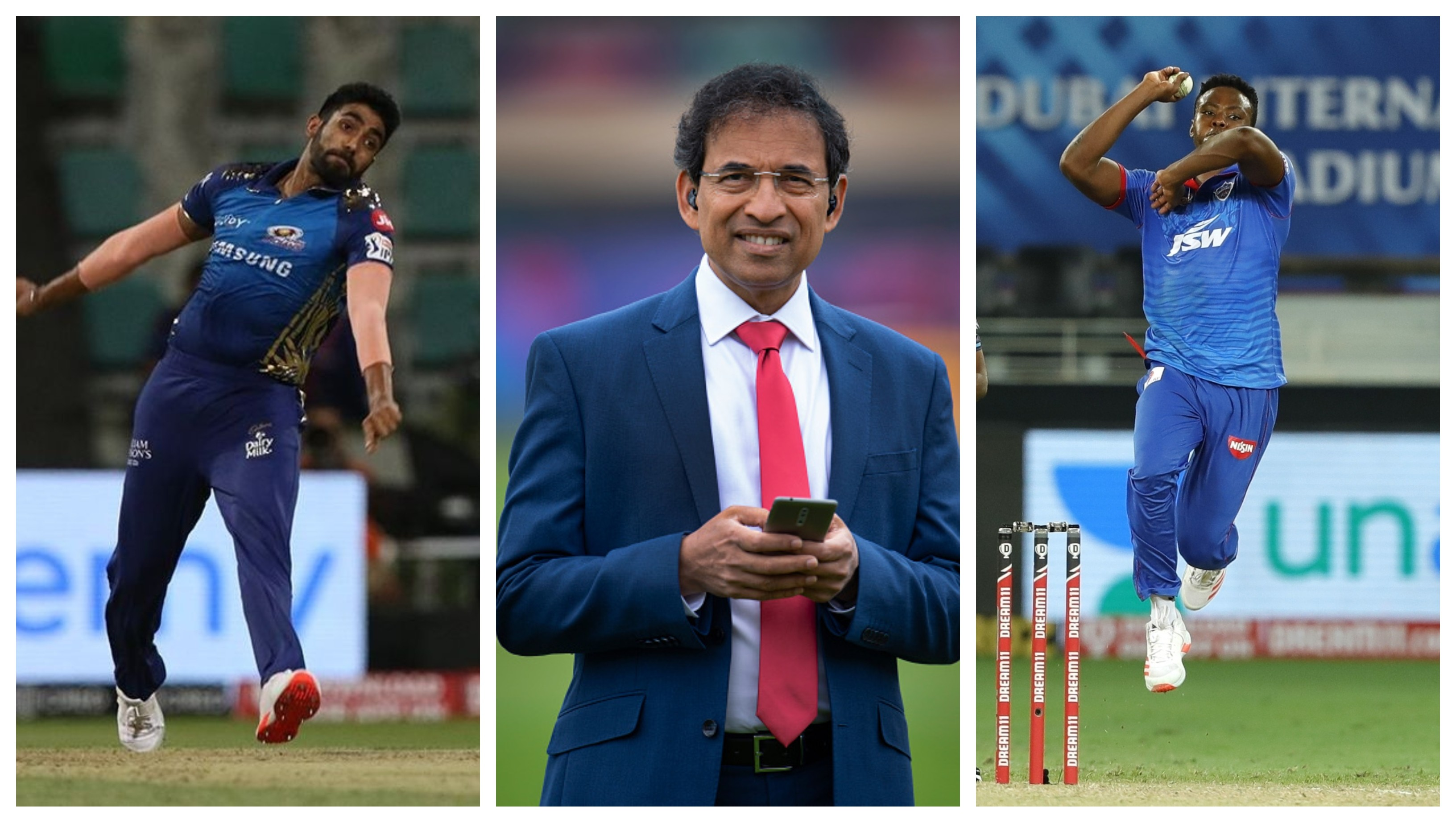 IPL 2020: Harsha Bhogle expresses delight over quality of fast bowling in IPL so far