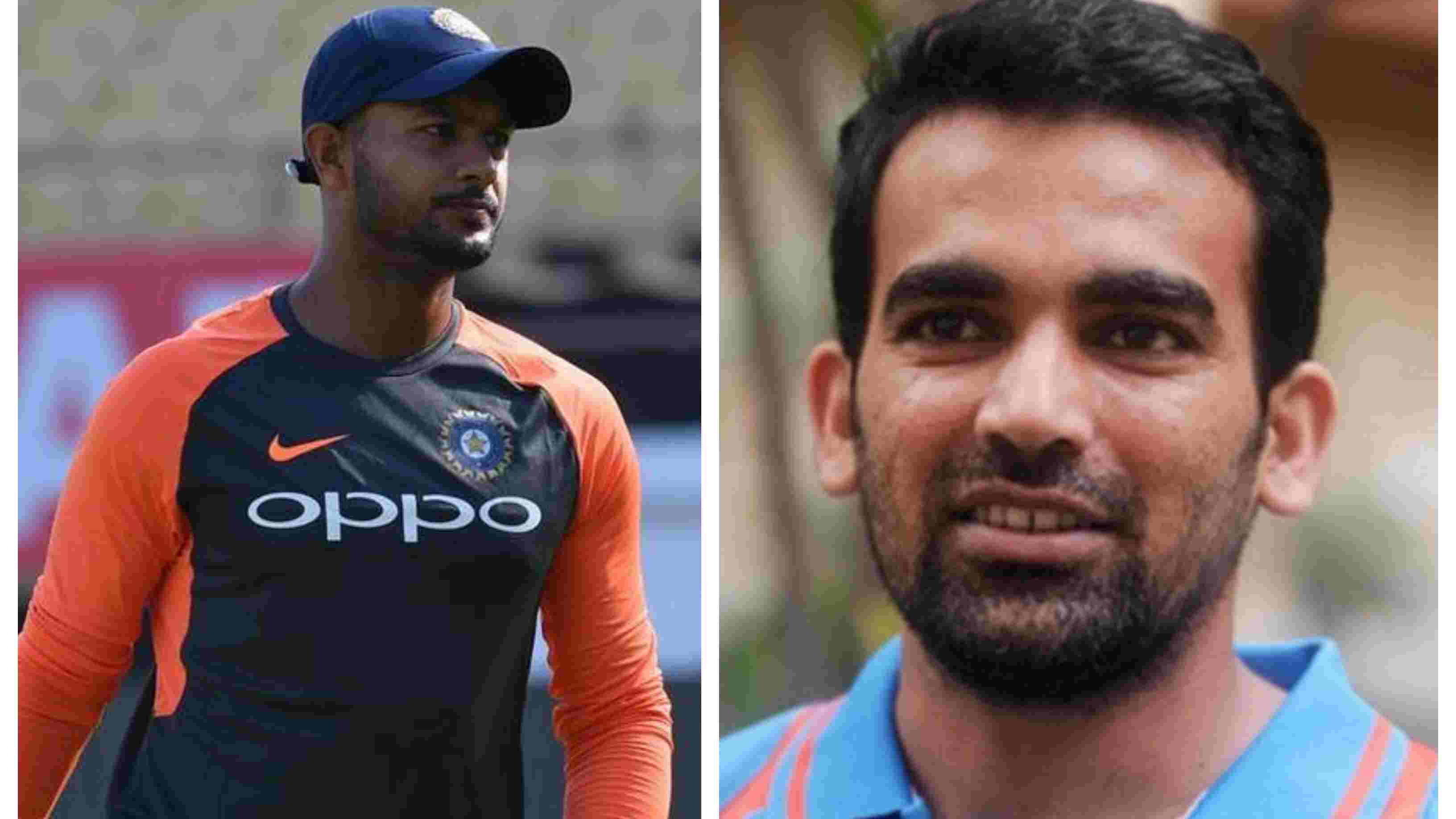 Unfair to snub Mayank Agarwal from the Indian Test side, says Zaheer Khan