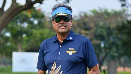 World Cup winning captain Kapil Dev now wants a Golf League based on IPL