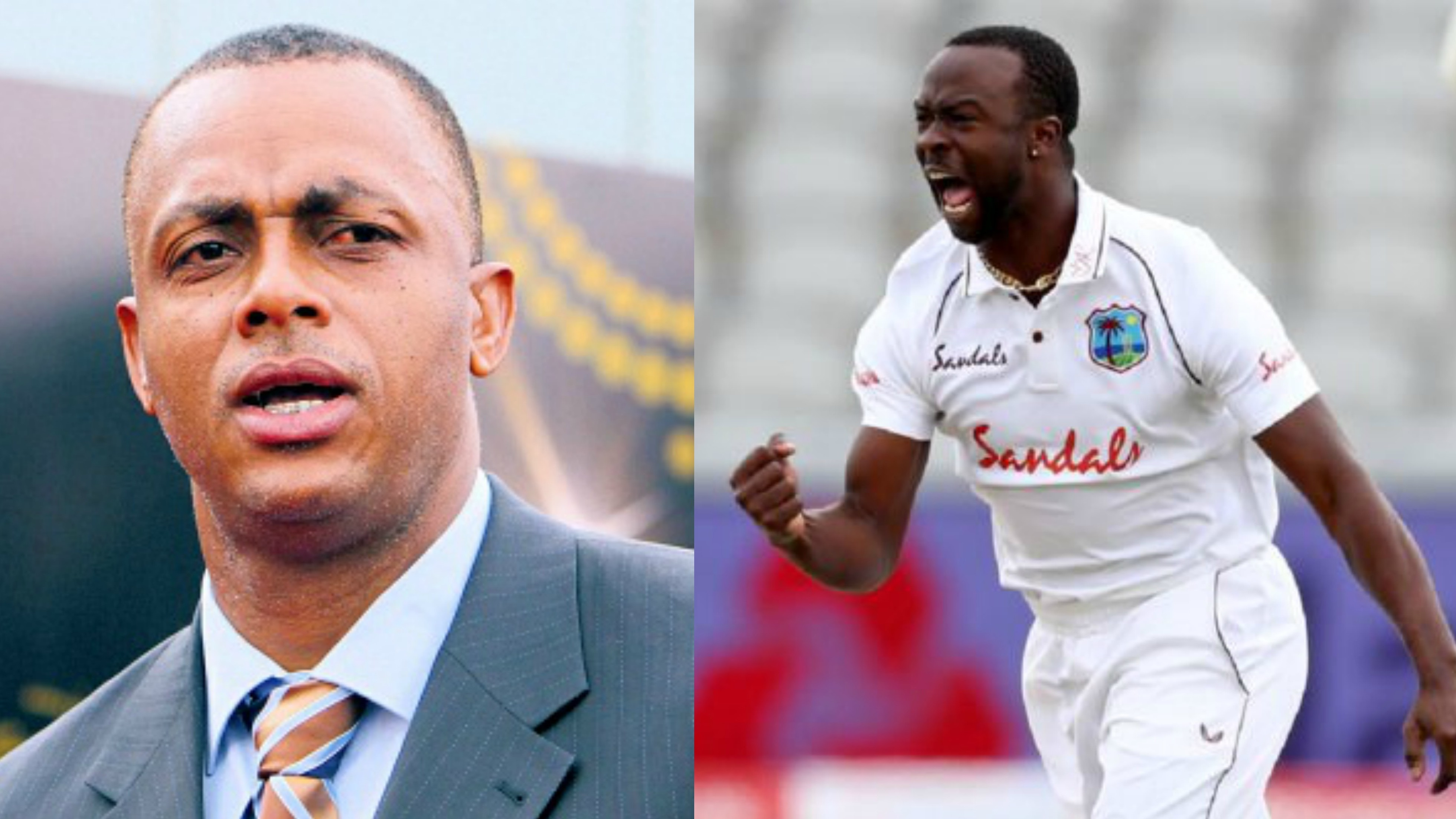 ENG v WI 2020: Fit enough to get to 250 or 300 Test wickets: Courtney Walsh on Kemar Roach