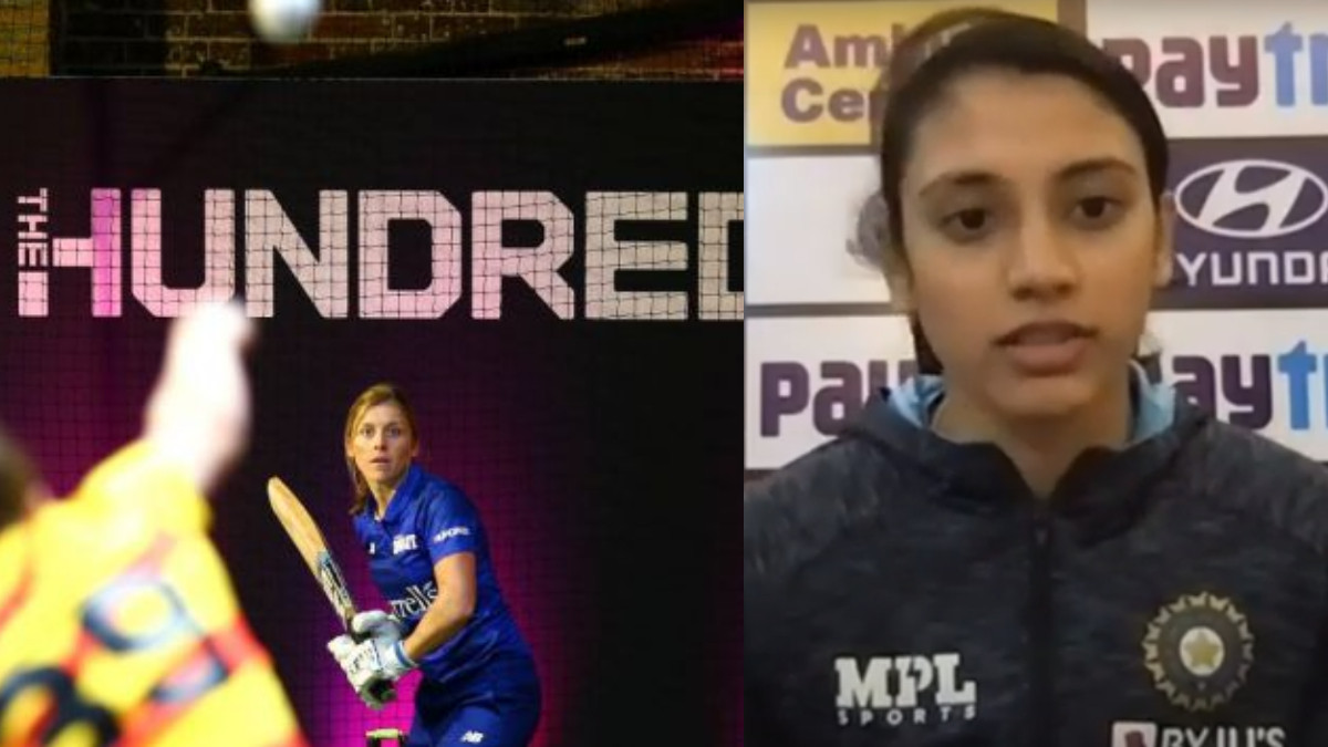BCCI and ECB in talks over allowing Indian women players in The Hundred, says Smriti Mandhana