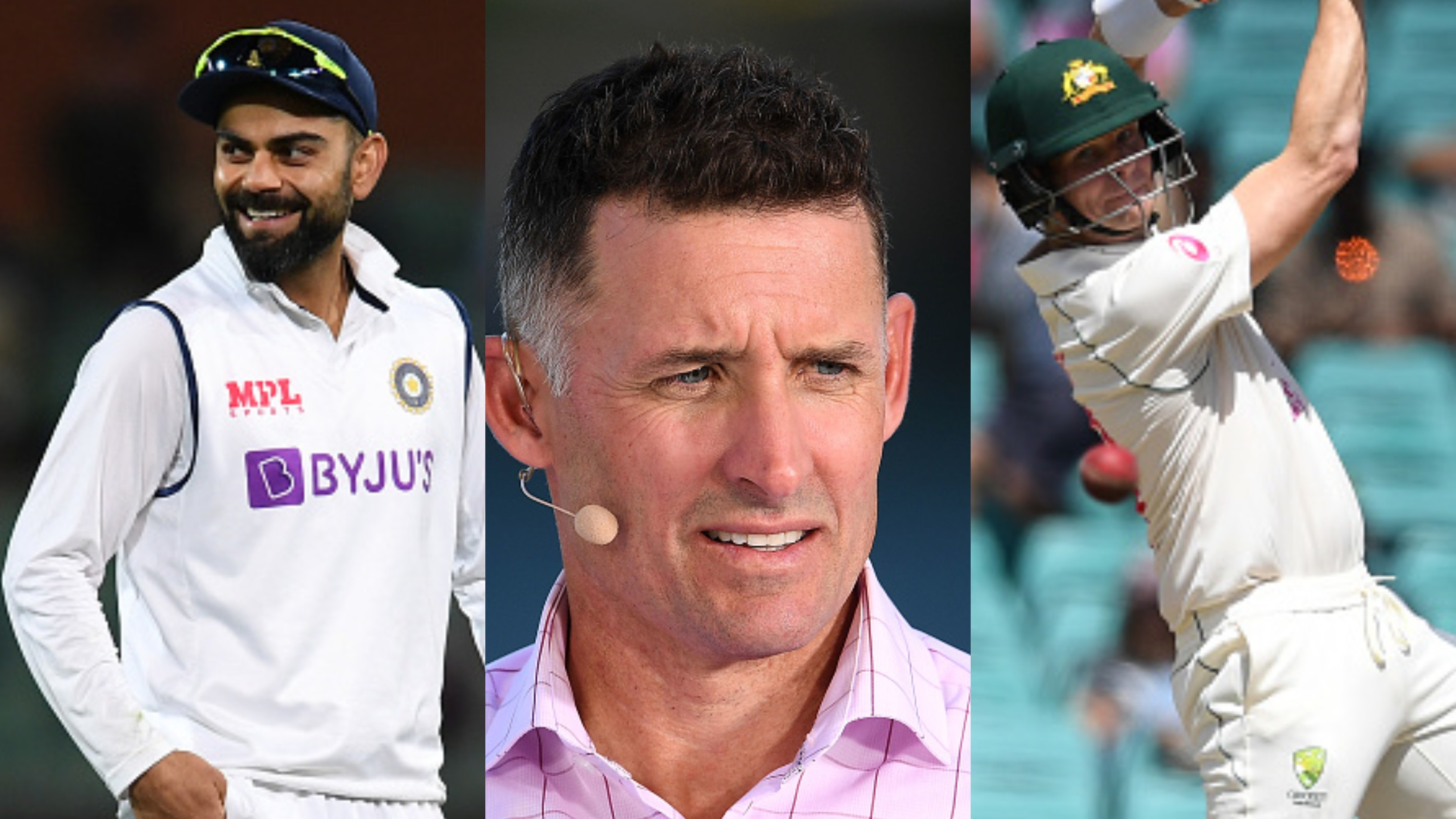 Michael Hussey rates Virat Kohli the best among the