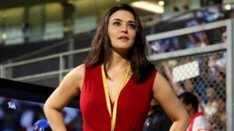 IPL 2018 : किंग्स इलेवन पंजाब के टूर्नामेंट से बाहर हो जाने के बाद टीम की मालिक प्रीति जिंटा ने फैंस से मांगी माफ़ी
