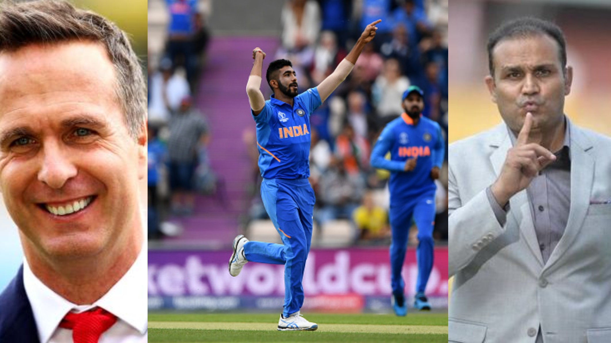 CWC 2019: SA v IND – Cricket fraternity lauds Jasprit Bumrah, as he removes Amla and De Kock early