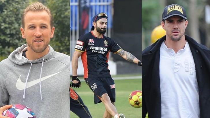 IPL 2020: Virat Kohli acknowledges Harry Kane's appreciation; engages in banter with Kevin Pietersen