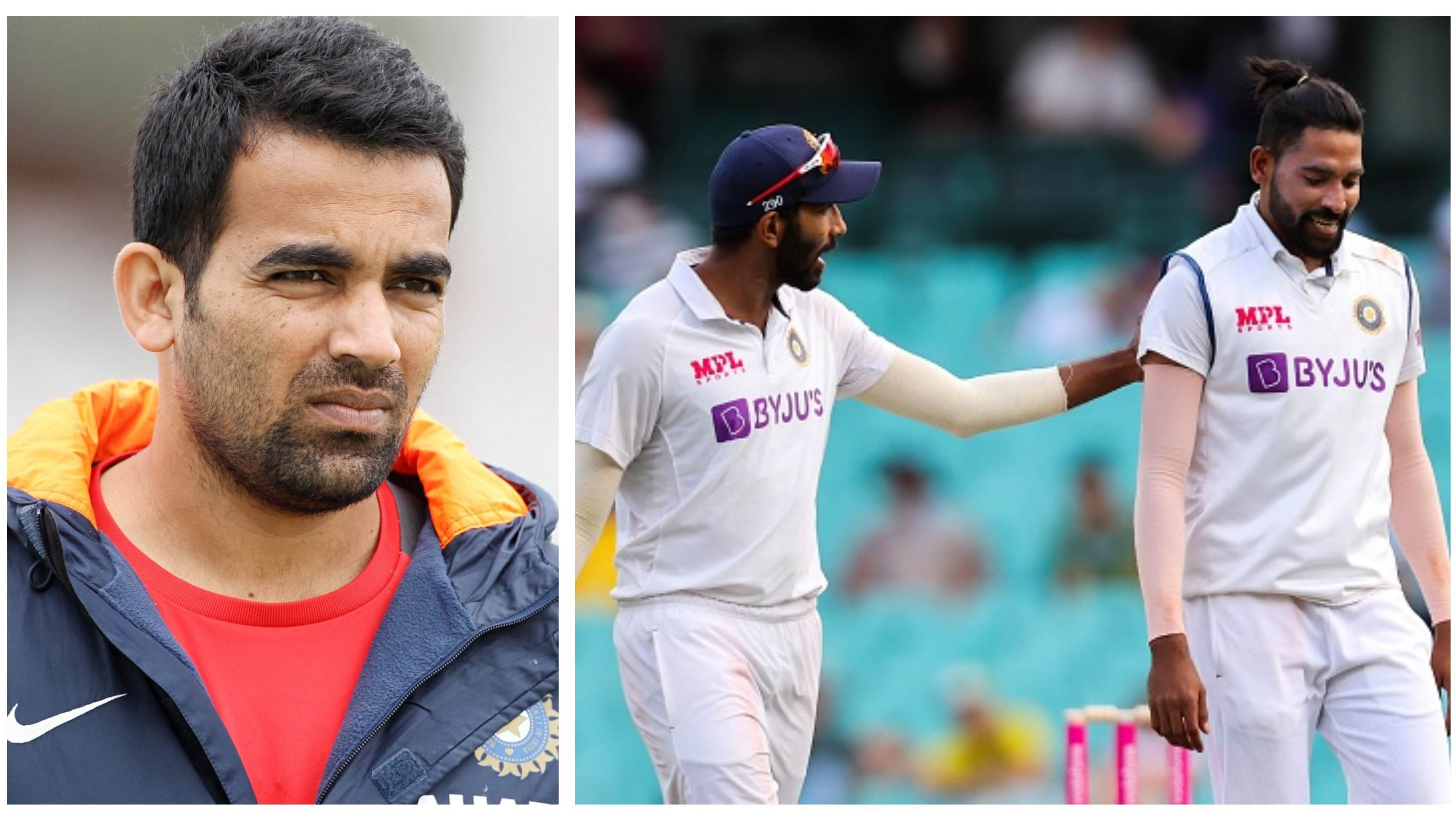 AUS v IND 2020-21: 'Heartening to see how Indian pacers have performed in this series', says Zaheer Khan