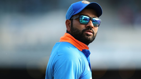 """AUS v IND 2020-21: """"Hamstring is feeling absolutely fine"""", says Rohit Sharma"""