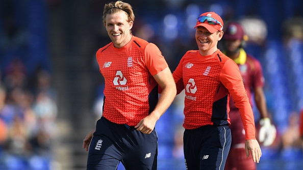 WI v ENG 2019: Standout T20I performers will be discussed in World Cup selection meetings, says Eoin Morgan