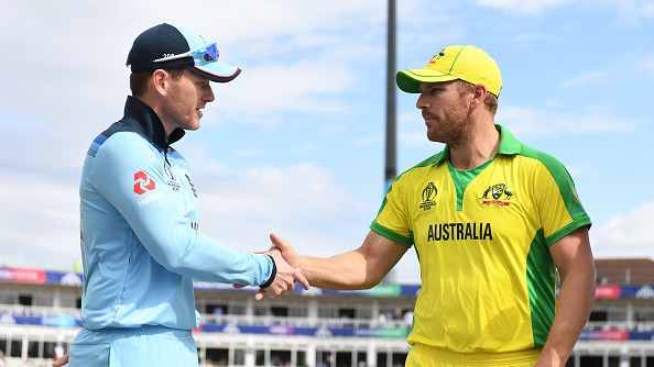ENG v AUS 2020: England, Australia confirmed to play three ODIs, three T20Is in September