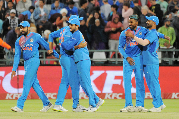 Team India will look to gain momentum in Ireland | Getty Images