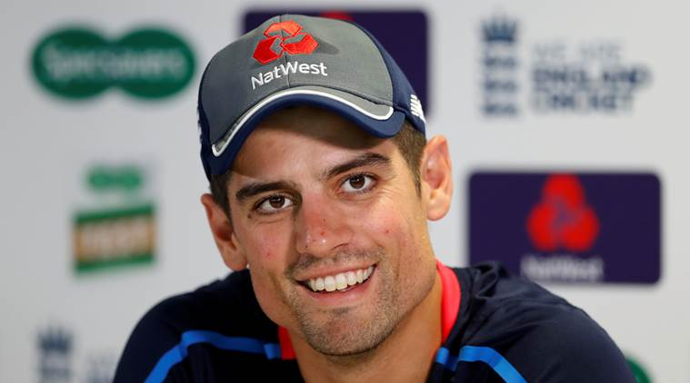 Alastair Cook. (Getty)
