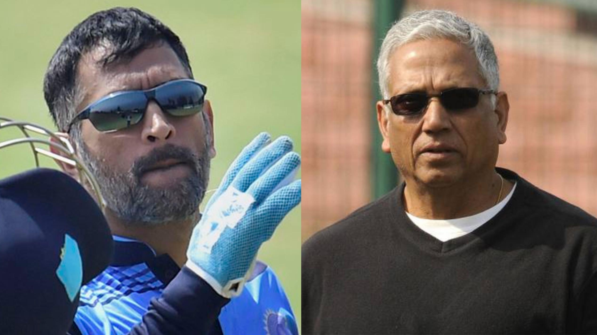 मोहिंदर अमरनाथ चाहते हैं कि टीम में चयन योग्य होने के लिए एमएस धोनी घरेलू क्रिकेट खेलें