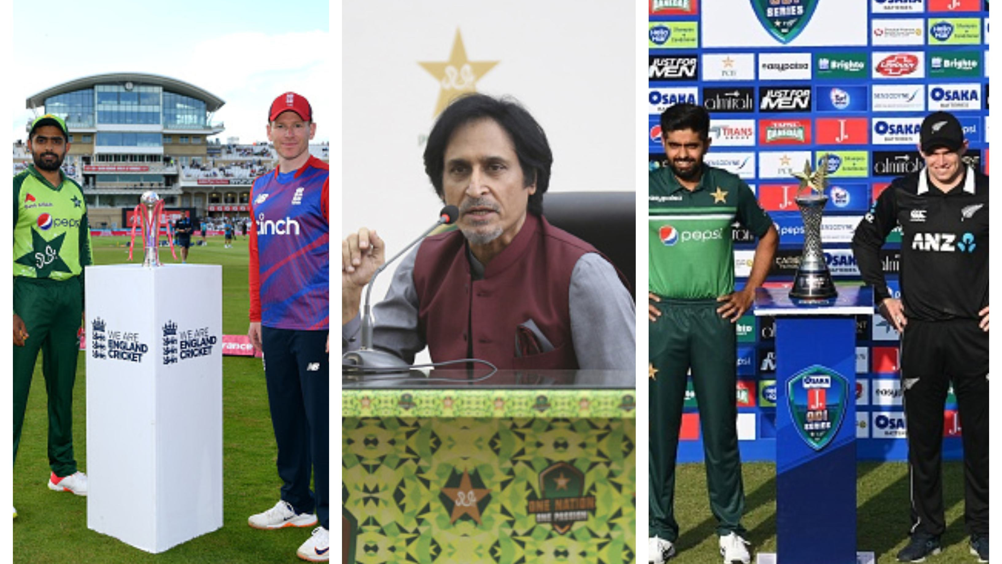 WATCH: Ramiz Raja asks Pakistan team to take revenge from New Zealand, England by beating them at T20 World Cup