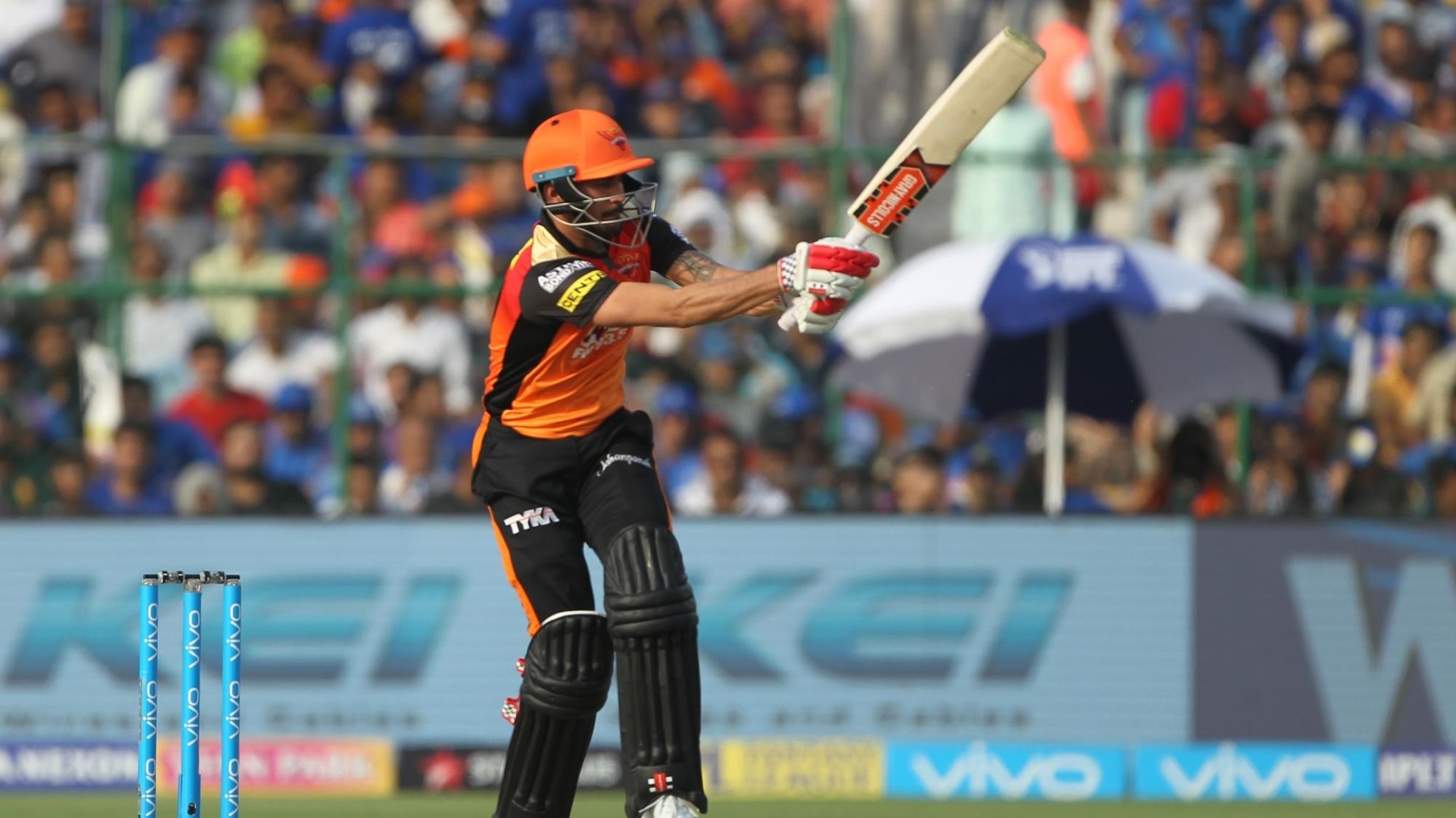 IPL 2018 : मनीष पांडे ने अपने आलोचकों के लिए मुँहतोड़ जवाब दने वाला किया पोस्ट, लेकिन जल्द ही उसे किया डिलीट