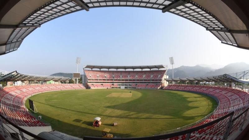 Dehradun International Cricket Stadium set to be India's new international venue