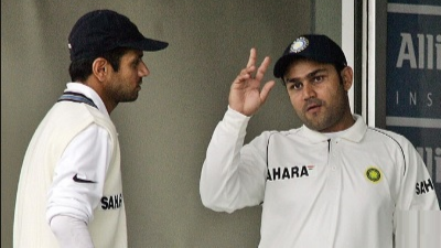 Virender Sehwag pleased to see a 'Rahul' at number 3 after so many years