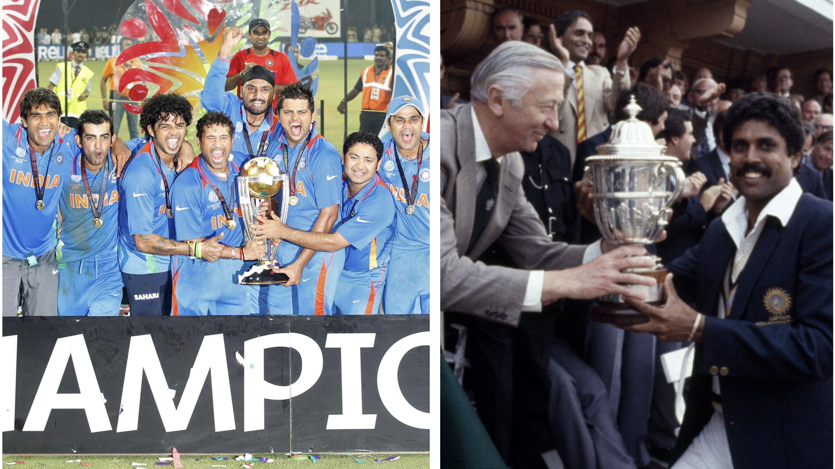 Qatar invites India's 1983, 2011 World Cup winners for the next FIFA WC
