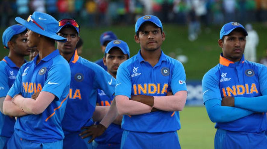 भारत की अंडर-19 टीम | Getty