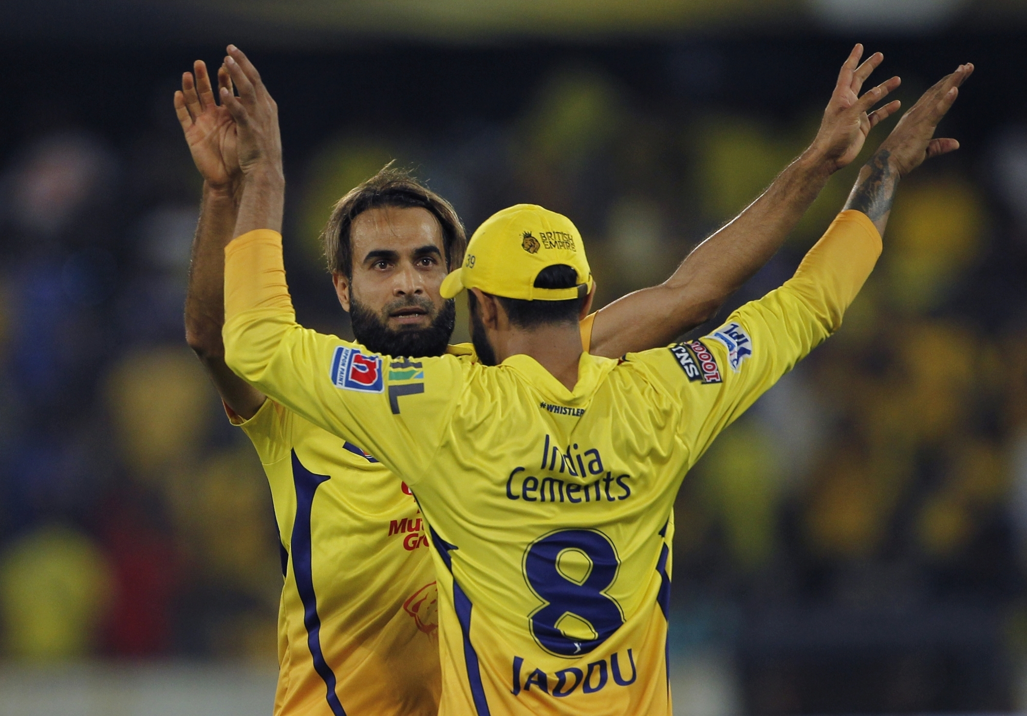 Imran Tahir took 26 wickets in IPL 2019  - the most by any bowler (photo - IANS)
