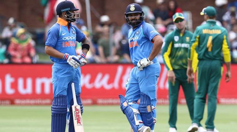 SA v IND 2018: Watch – Virat Kohli livid after another run-out mess with Rohit Sharma
