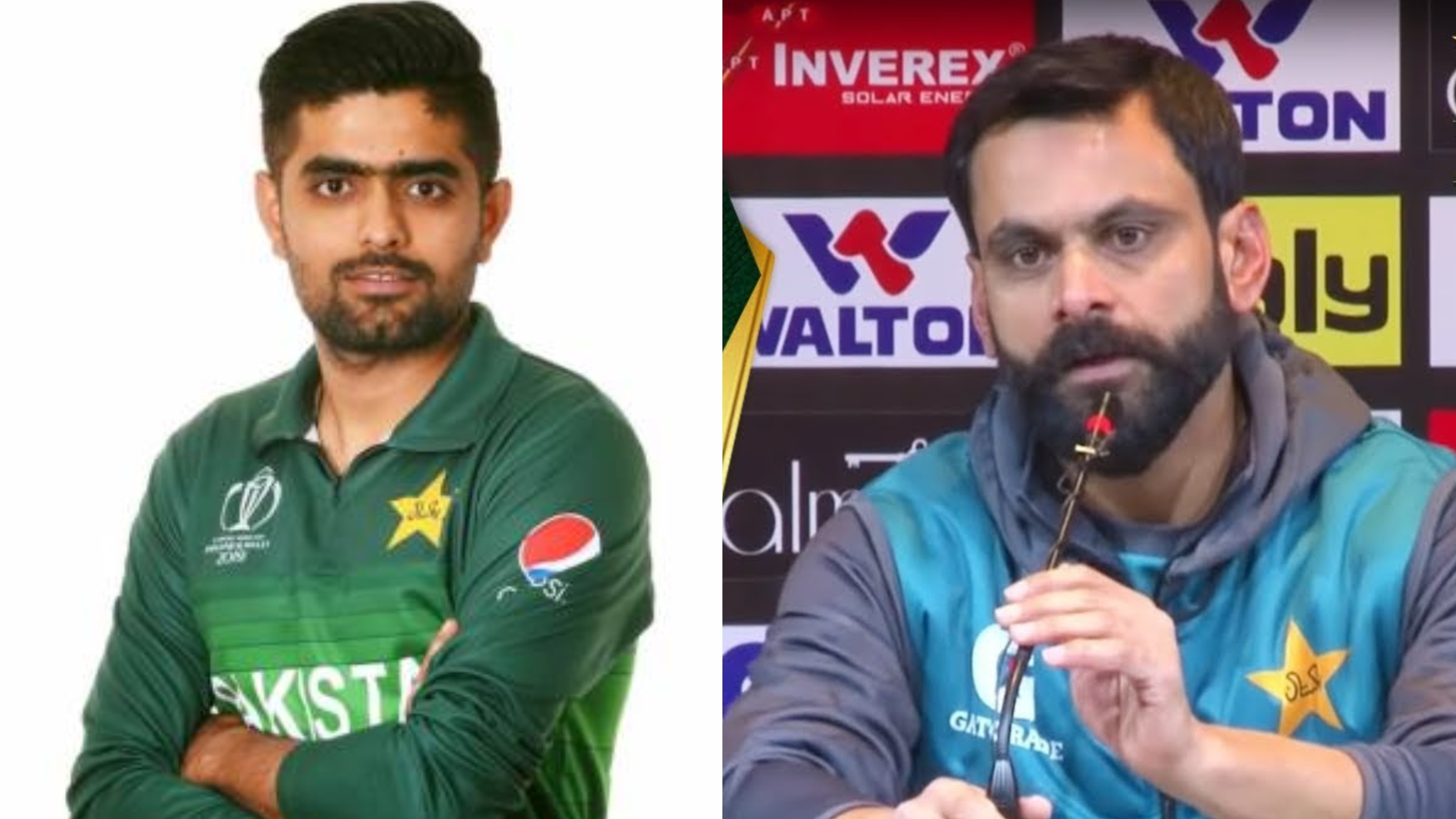 Mohammad Hafeez confident of Babar Azam serving Pakistan for a long time