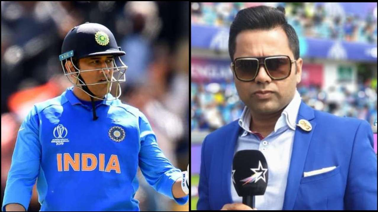 'Had to close social media after receiving abuses' – Aakash Chopra on excluding Dhoni from his T20 WC squad