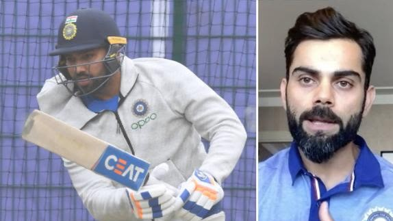 AUS v IND 2020-21: BCCI official provides clarity on Rohit's availability after Kohli's explosive press conference