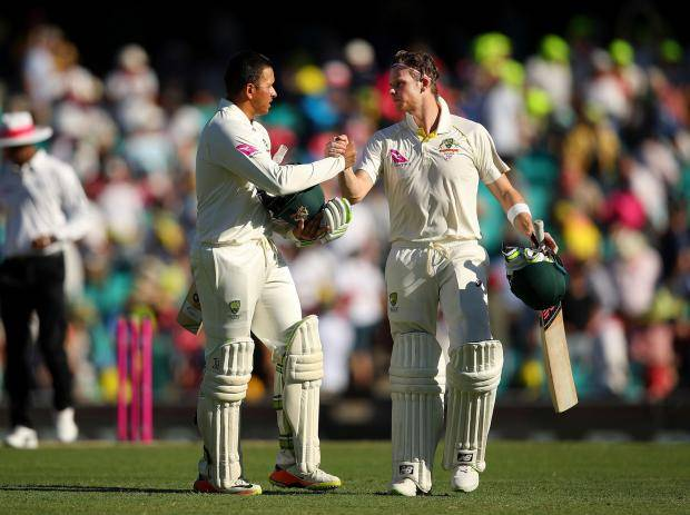 Ashes 2017-18 Fifth Test, Day 2: Australia in command with Khawaja - Smith partnership