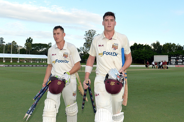 Matt Renshaw | Source Getty